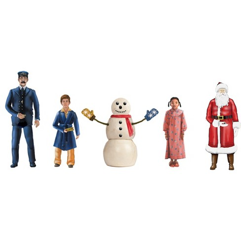 Lionel The Polar Express Snowman & Children People Pack - image 1 of 1