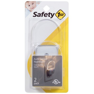 Safety 1st Auto Sensor Nightlights - 2pk