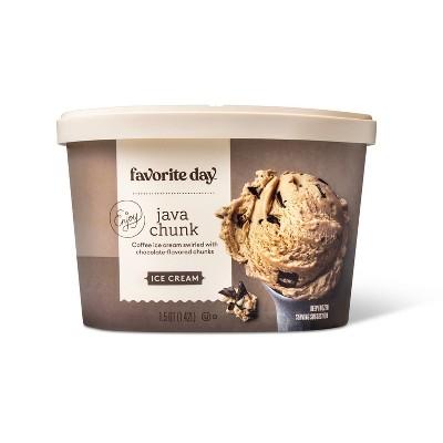 Java Chunk Ice Cream - 48oz - Favorite Day™