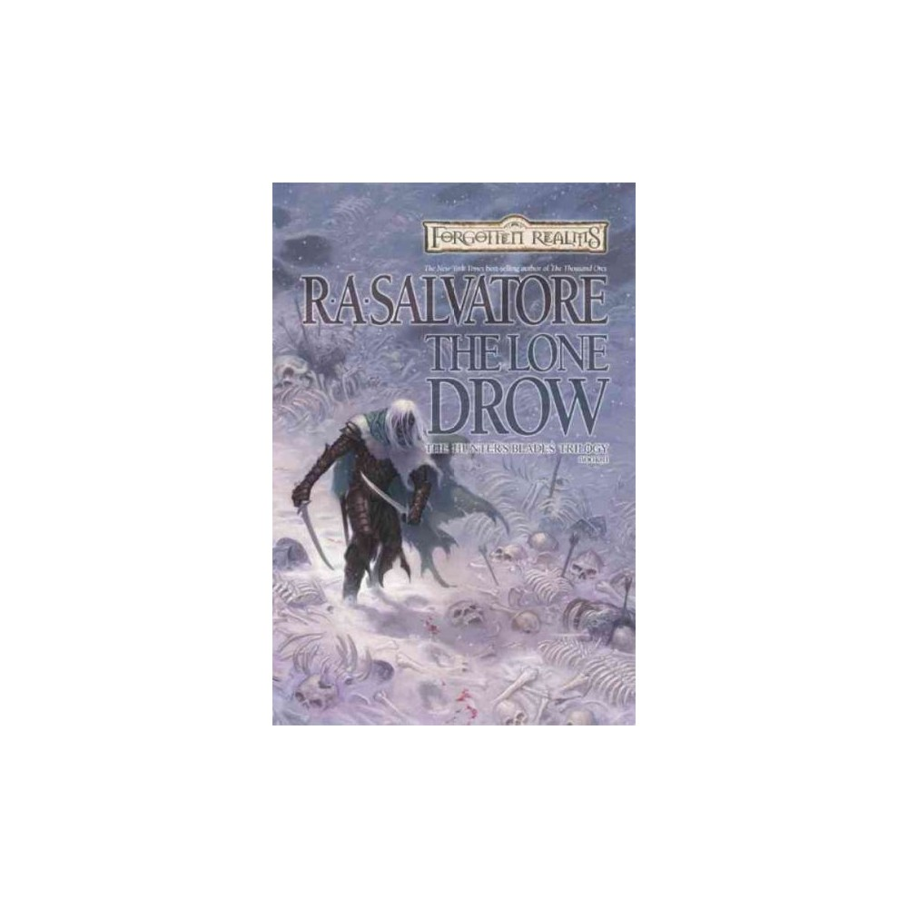 Lone Drow - (Forgotten Realms) Book 2 Reprint by R. A. Salvatore (Paperback) Lone Drow - (Forgotten Realms) Book 2 Reprint by R. A. Salvatore (Paperback)