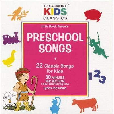Cedarmont Kids - Preschool Songs (CD)