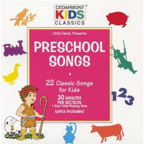 Cedarmont Kids - Preschool Songs (CD) - image 1 of 1
