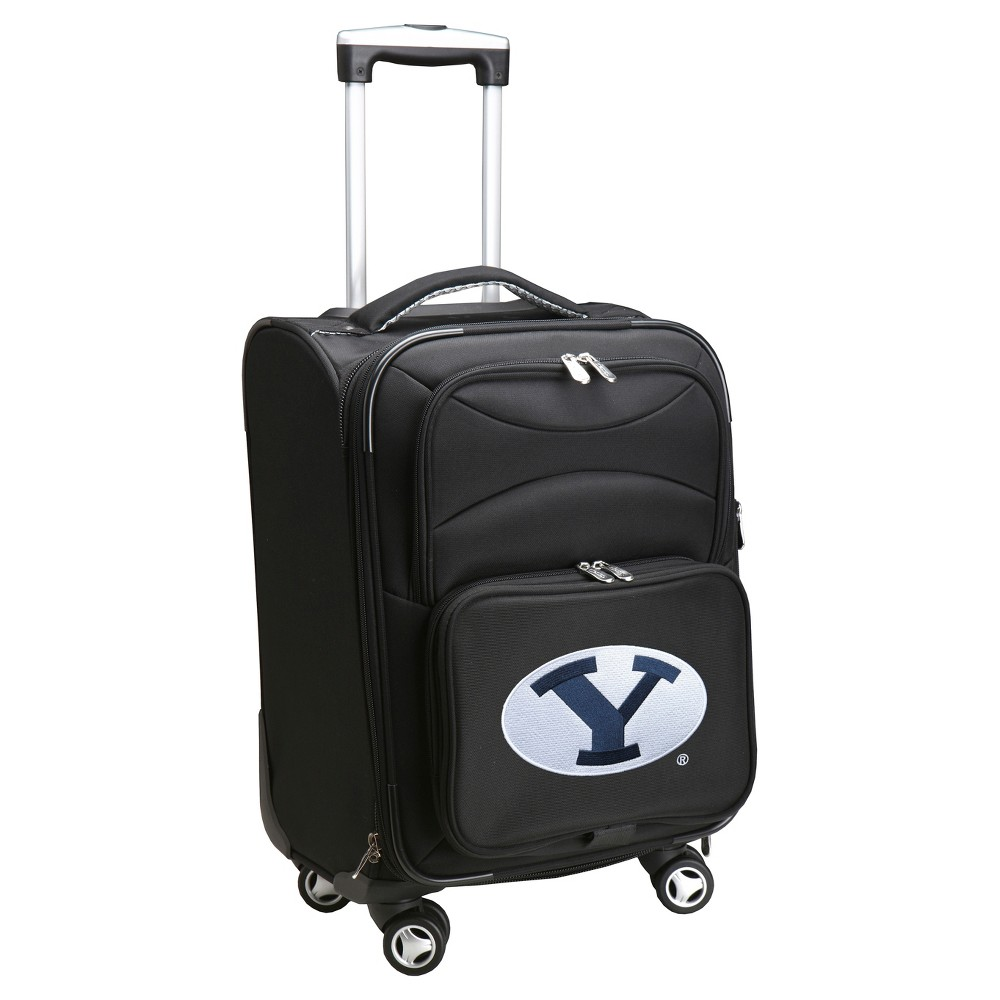 NCAA Byu Cougars Spinner Carry On Suitcase