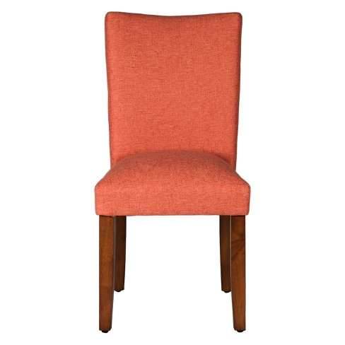 Set of 2 Parson Dining Chair Wood - HomePop - image 1 of 4