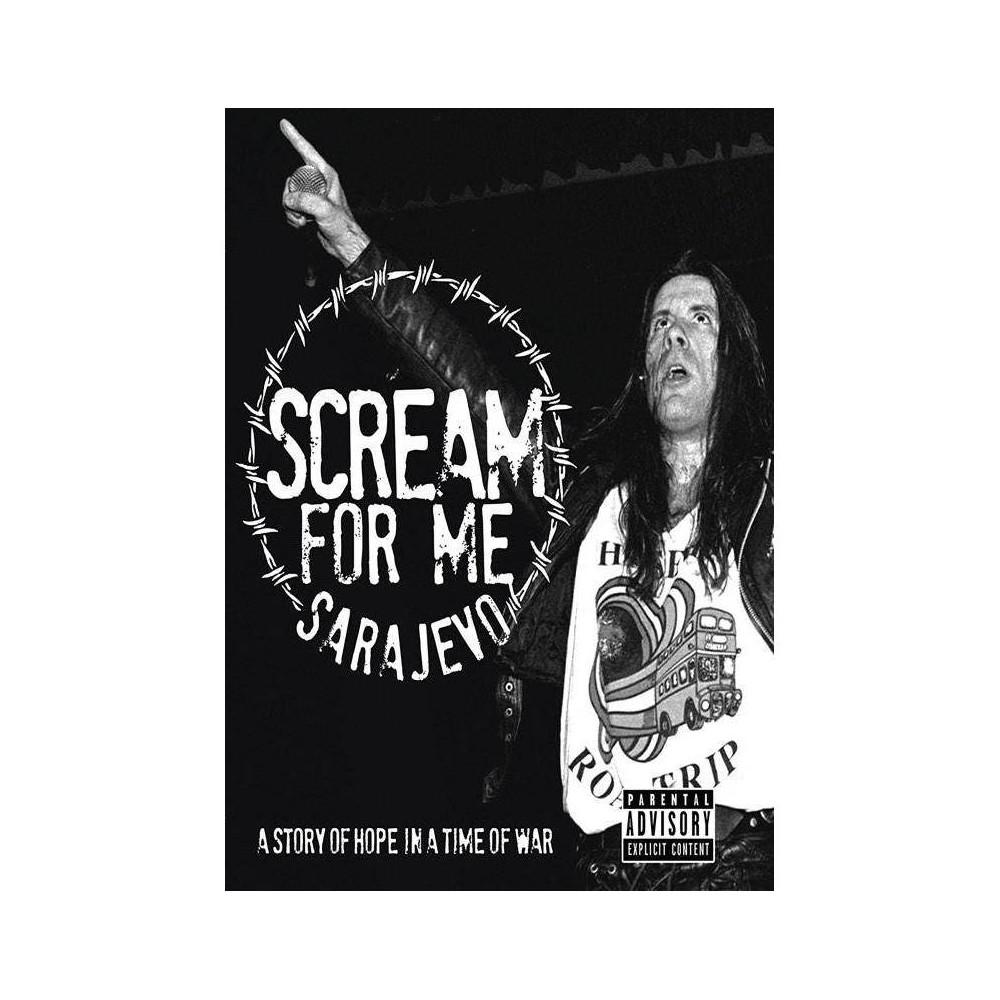 Scream For Me Sarajevo Dvd 2018
