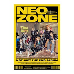 NCT 127 - NCT #127 Neo Zone (N Ver.) (CD)