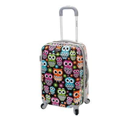 """Rockland Vision 20"""" Carry On Suitcase"""