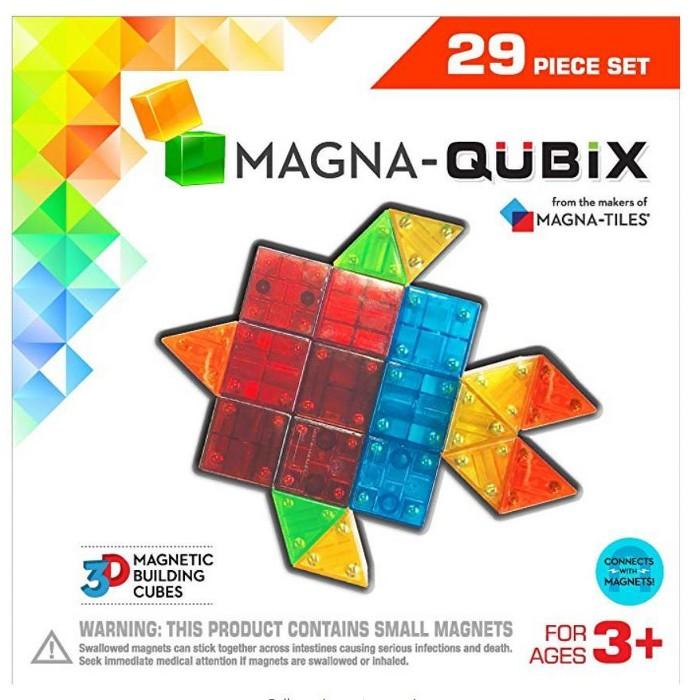 MAGNA-QUBIX 29pc Set - image 1 of 7