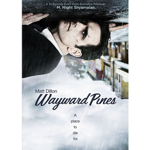 Wayward Pines: Season 1 [3 Discs] - image 1 of 1