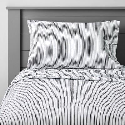 Cotton Striped Sheet Set - Pillowfort™