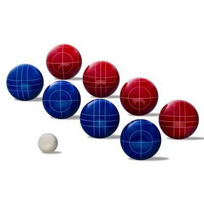 Franklin Sports Red, White & Blue Bocce Ball Set