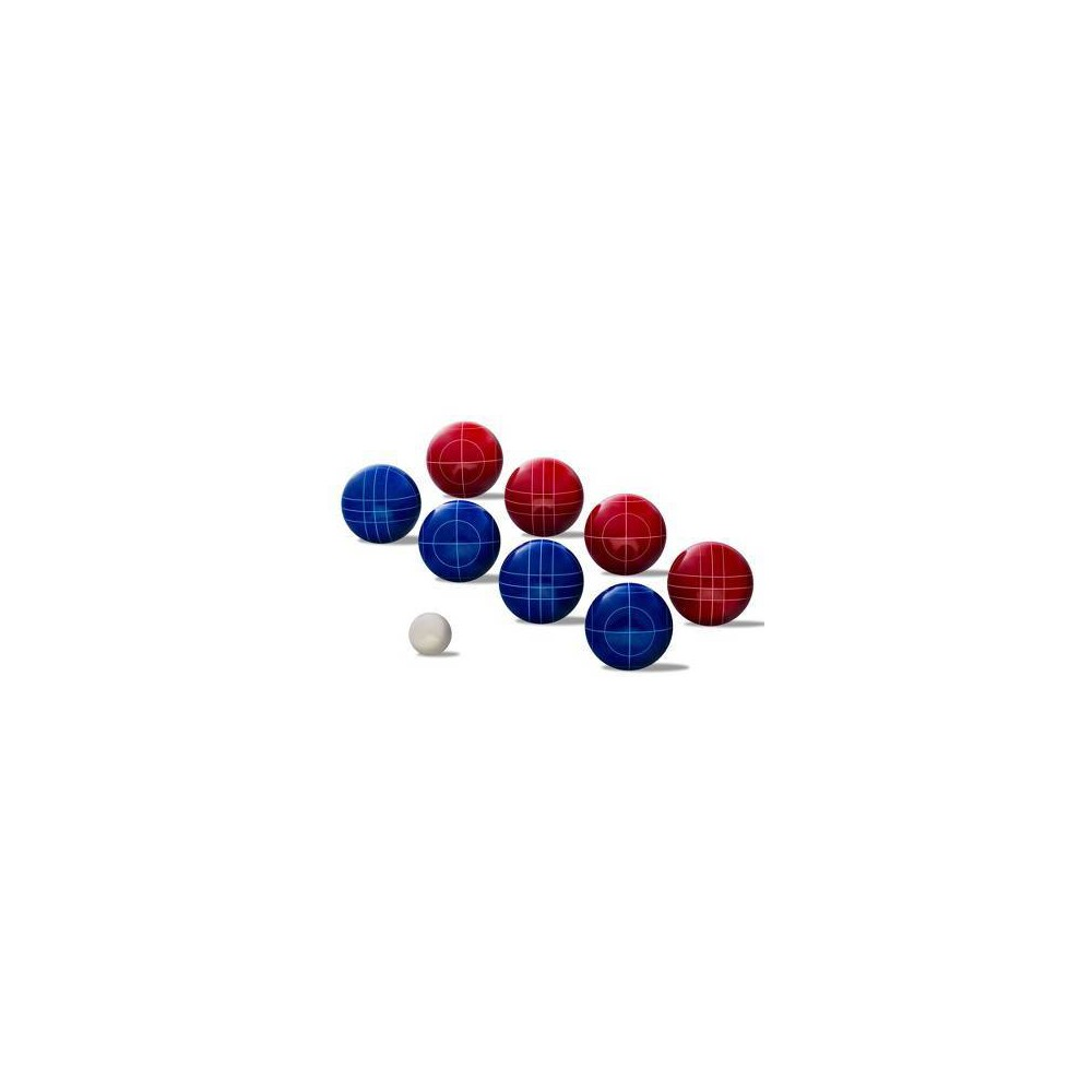 Image of Franklin Sports Red, White & Blue Bocce Ball Set