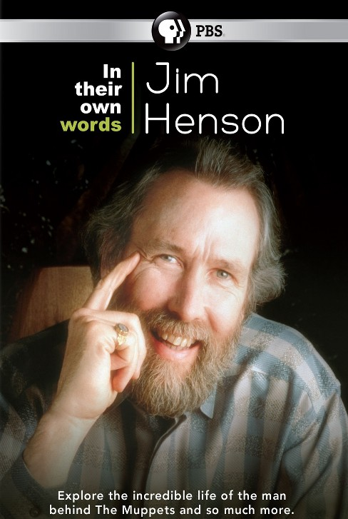 In their own words:Jim henson (DVD) - image 1 of 1