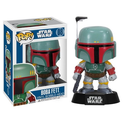 Funko POP! Star Wars - Boba Fett Bobble-Head Figure - image 1 of 1