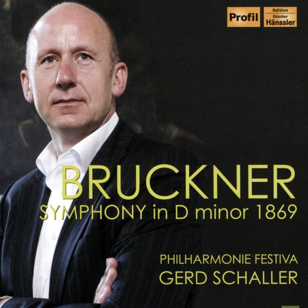 Gerd Schaller - Bruckner:Symphony In D Minor (CD)