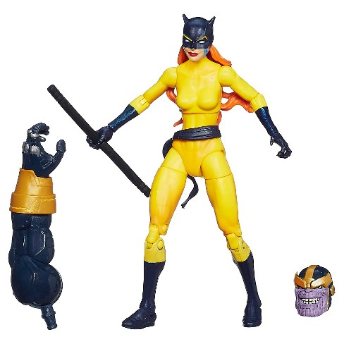 Marvel Legends Infinite Fierce Fighters Hellcat - image 1 of 2