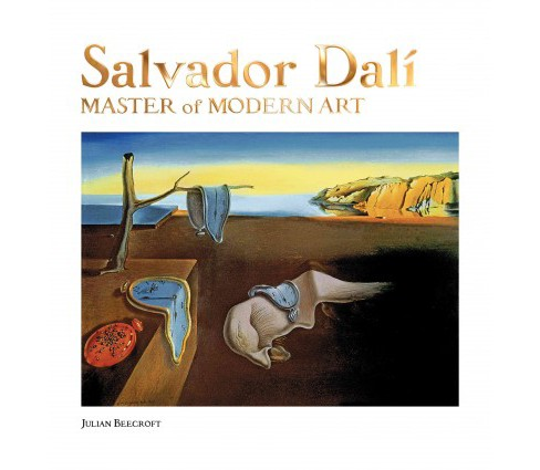 Salvador Dalí : Master of Modern Art -  New (Masterworks) by Julian Beecroft (Hardcover) - image 1 of 1