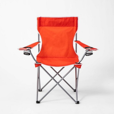 Adult Camp Chair Red - Sun Squad™