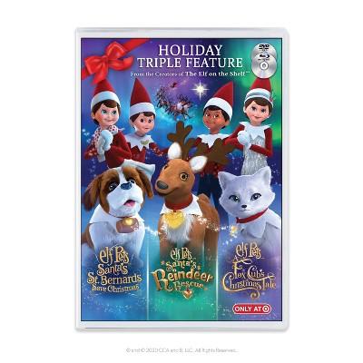 Elf Pets Trilogy Dual DVD/BR