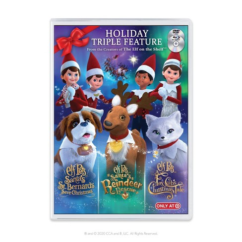 Elf Pets Trilogy Dual DVD/BR - image 1 of 2