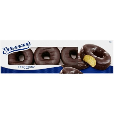Entenmann's Rich Frosted Donuts - 16oz