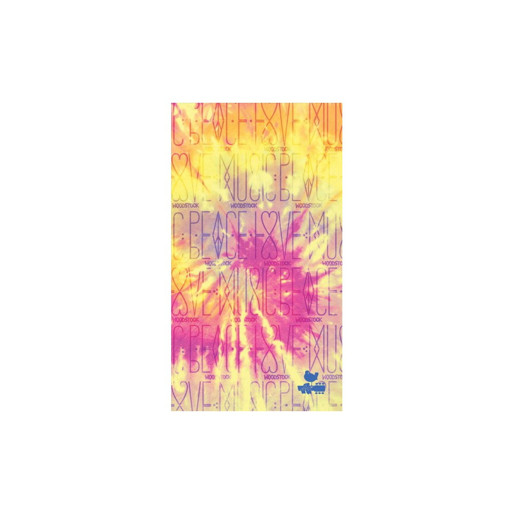 Woodstock Peace, Love, Music Journal : Dot Journal (Paperback)