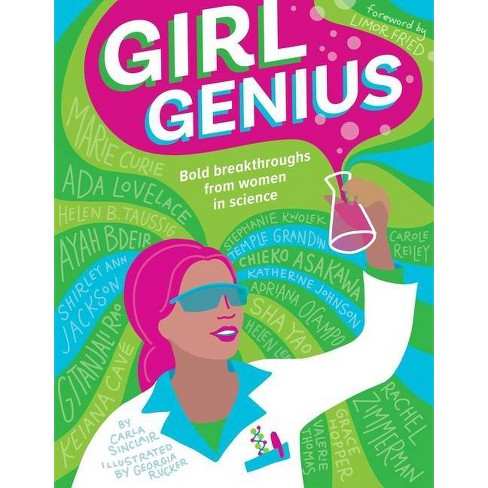 Girl Genius - (Generation Girl) by  Carla Sinclair (Paperback) - image 1 of 1