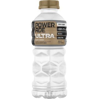 POWERADE Ultra White Cherry Sports Drink - 20 fl oz Bottle