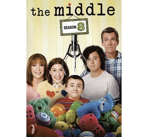 Middle:Complete Eighth Season (DVD) - image 1 of 1
