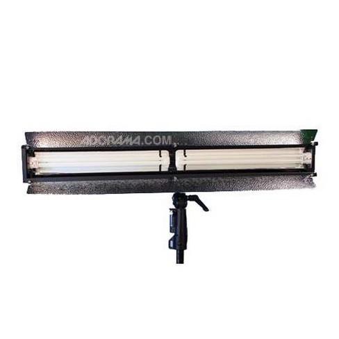 Ikan L200D 110w Fluorescent Light Fixture with 2-55watt Tubes & Double Line DMX Dimmer Control - image 1 of 1