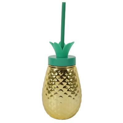 17oz Pineapple Screw Top Cup - Spritz™
