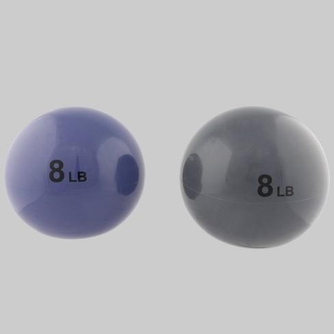 2pk 8lb. Toning Balls - Vivitar - image 1 of 1