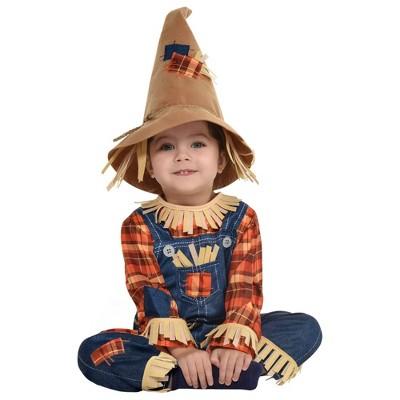 Baby Tiny Scarecrow Halloween Costume