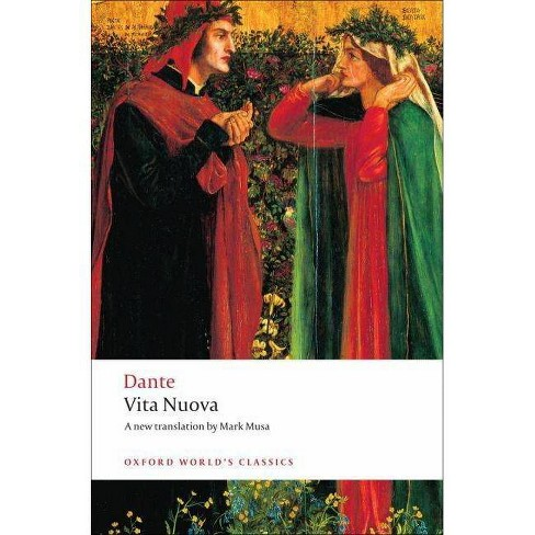 Vita Nuova - (Oxford World's Classics (Paperback)) by  Dante Alighieri (Paperback) - image 1 of 1