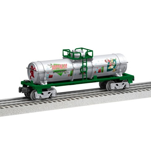 Lionel Disney Donald Duck Holiday Tank Car - image 1 of 1