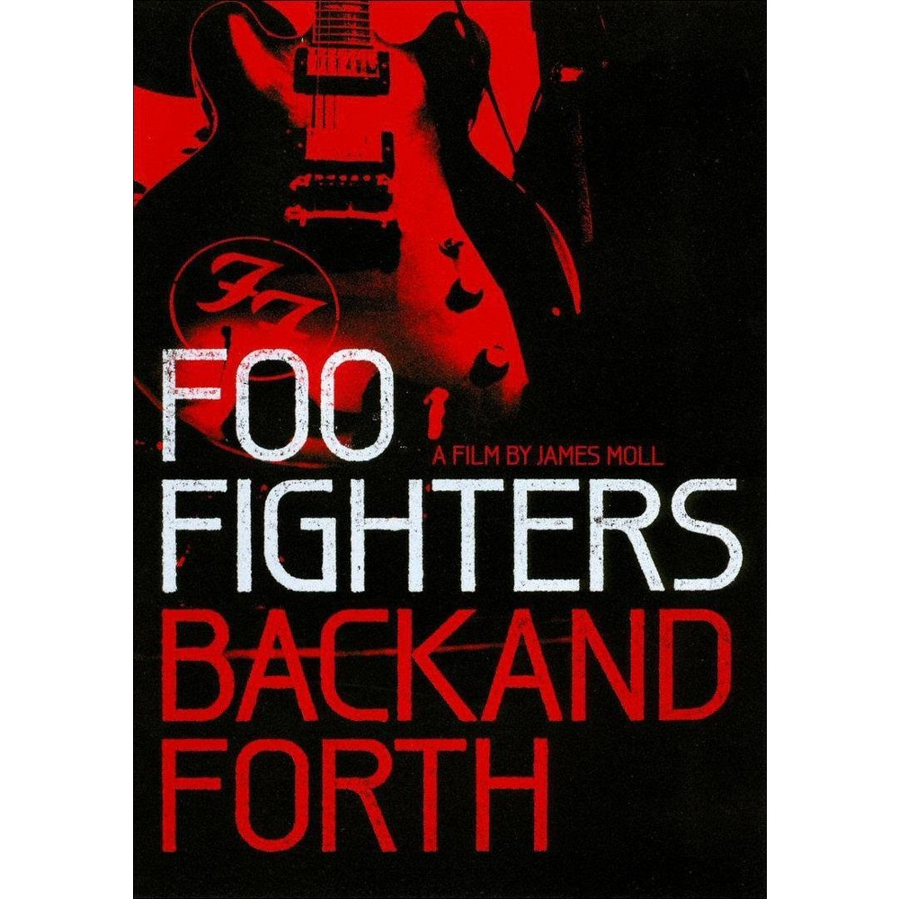 Foo Fighters: Back and Forth (dvd_video)