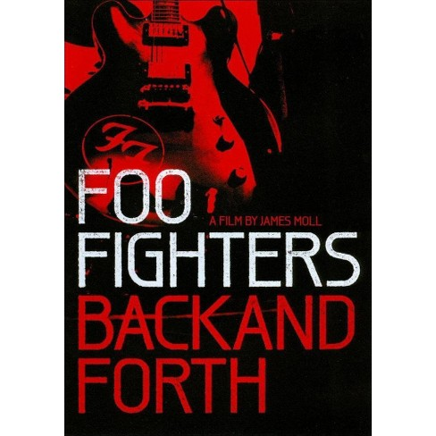 Foo Fighters: Back and Forth (dvd_video) - image 1 of 1
