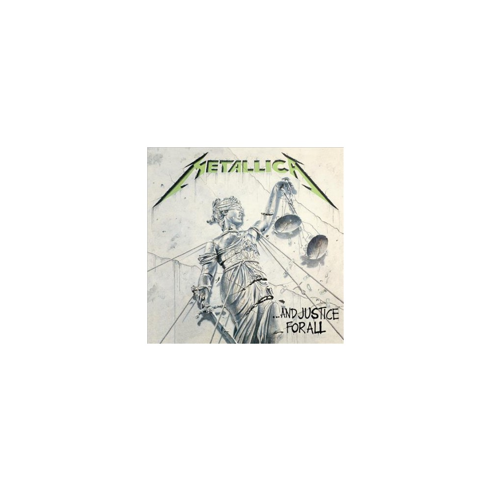 Metallica - And Justice For All (Vinyl)