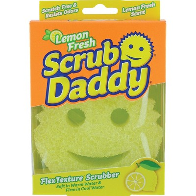 Scrub Daddy Lemon Fresh Sponge