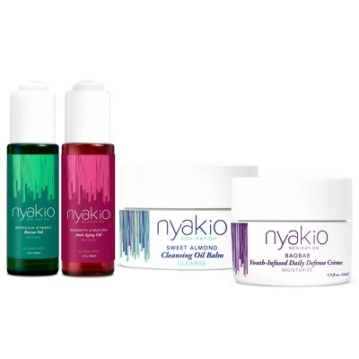nyakio Skincare Uncover Global Beauty Secrets Collection