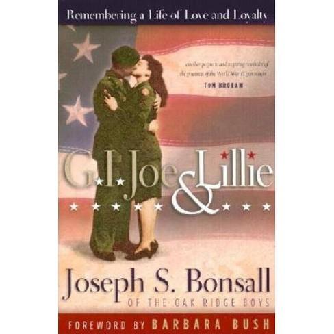 G.I. Joe & Lillie - by  Joseph S Bonsall (Hardcover) - image 1 of 1