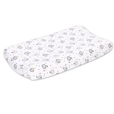 The Peanut Shell Little King Changing Pad Cover