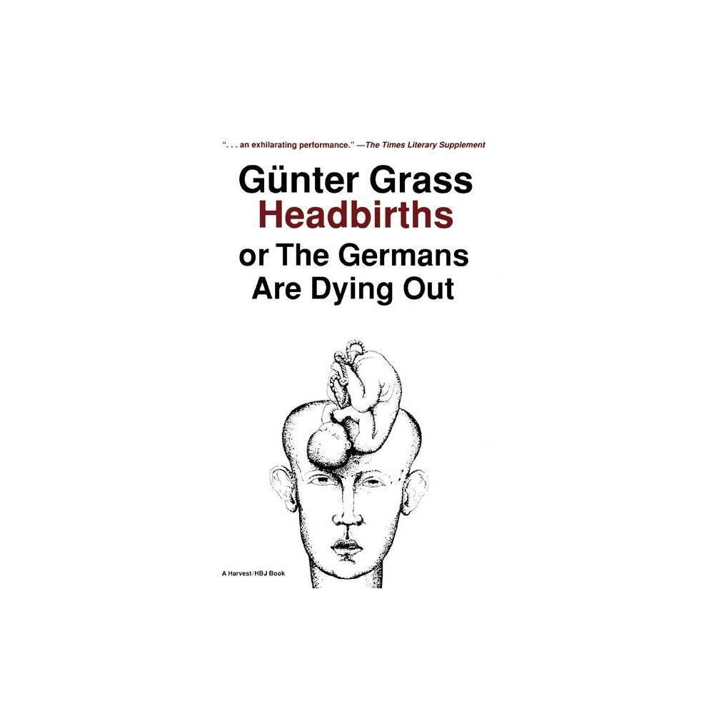 Headbirths By G Nter Grass Paperback