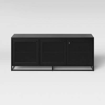 Glasgow Metal TV Stand Black - Project 62™
