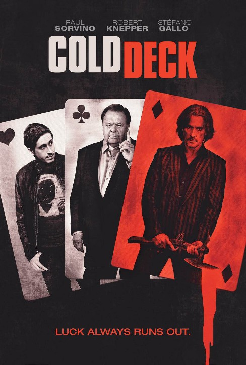 Cold deck (DVD) - image 1 of 1