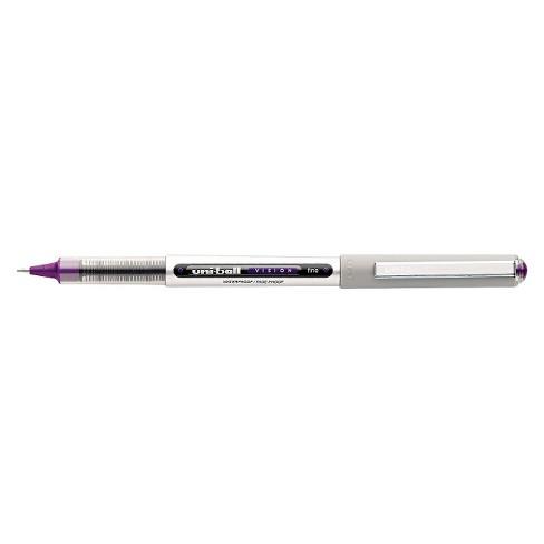 9f6ca49d59 Uni-ball® Vision Roller Ball Stick Waterproof Pen
