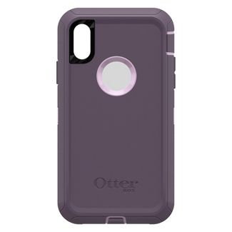 OtterBox Apple iPhone XR Defender Case - Purple Nebula