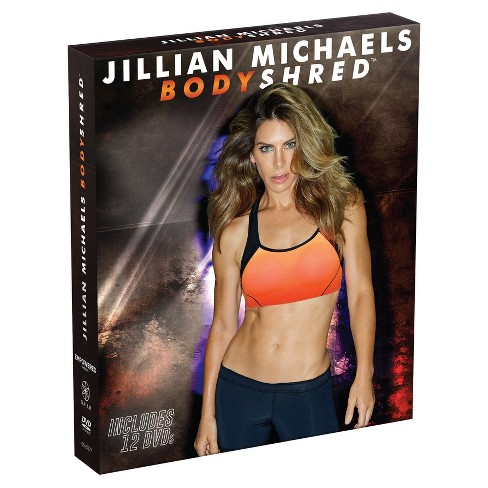 Jillian Michaels' Body Shred DVD Collection (12pk) - image 1 of 1