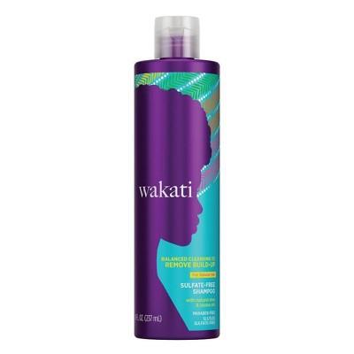 Wakati Sulfate Free Shampoo - 8 fl oz