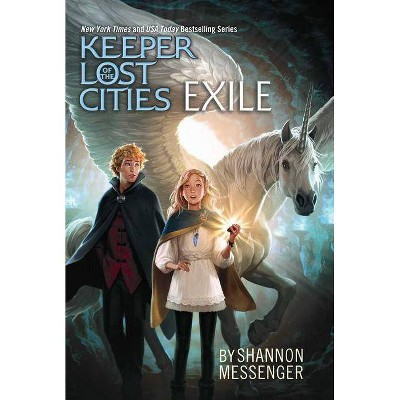 Exile - (Keeper of the Lost Cities) by Shannon Messenger (Paperback)